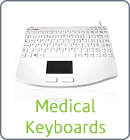 Ceratech Medical Keyboards