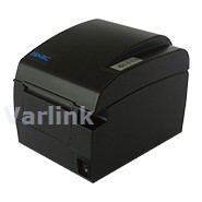 SNBC BTP-R580II Spill Proof Thermal Receipt Printer [UK] / Black / USB (Onboard)/Ethernet Interfaces (incl PSU+P/Cord [UK] / USB A-USB A Cable)