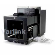 "Zebra ZE500-4 4"" Right Hand TT/DT 300dpi Print Engine [UK/EU] / ZPL / Serial/Parallel/USB/10/100 Network Ports / Applicator Interface"