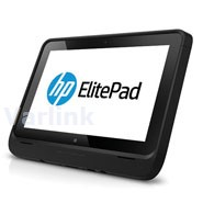 HP ElitePad with Retail Jacket (MSR and 2D Barcode Scanner) / Win 8.1 Pro 64-bit / 4GB / 64GB SSD / NFC (incl additional battery)