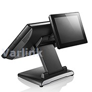"DataVan MN-0810 8"" 2nd LCD Display Kit / Black (for G-Series)"
