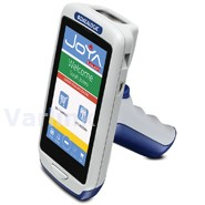 Datalogic Joya Touch Basic [512MB/512MB] / Grey/Red/Red / Win Emb C7 Pro / 2D Imager with Green Spot / 802.11a/b/g/n / Pistol Grip