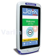 Datalogic Joya Touch Basic [512MB/512MB] / Grey/Red / Win Emb C7 Pro / 2D Imager with Green Spot / 802.11a/b/g/n