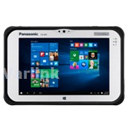 "Panasonic FZ-M1 MK2 7"" WXGA Fully Rugged Standard Toughpad / Win 10 Pro / Intel Core m5-6Y57 / 4GB DDR3 / 128GB SSD / Hot Swap Battery / 2D Barcode Reader / 4G"
