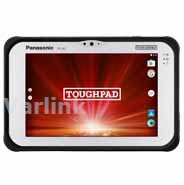 "Panasonic FZ-B2 MK2 7"" WXGA Fully Rugged Toughpad / Android 6.0 Marshmallow / Atom x5-Z8550 Quad Core 2.4GHz / 2GB / 32GB eMMC / GPS / 2D BCR / Battery Hotswap (incl Strap)"