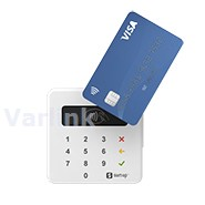 SumUp Air Payment Card Reader / EMV/NFC/MSR / Bluetooth (incl Battery)