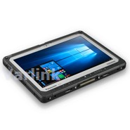 "Panasonic CF-33 MK1 12"" QHD AR IPS LCD DT Fully Rugged Tablet / Win 10 Pro / Intel Core i5-7300U vPro / 8GB RAM / 256GB SSD / Serial Port / SmartCard Reader / Large Gadget Cover (incl Battery [3 cell])"