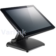 "DataVan G-615S 15"" Resistive Touch LCD POS Terminal [UK] (Black) / POSReady 7 Emb x32 / Intel Celeron J1900 2.0GHz (Bay Trail-D) / 4GB (2x2) DDR3L / 500GB HDD"