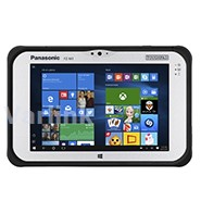 "Panasonic FZ-M1 MK2 7"" WXGA Fully Rugged Value Toughpad / Win 10 Pro / Intel Core m5-6Y57 / 4GB DDR3 / 128GB SSD / Smart Card Reader / Hot Swap Battery / 4G"