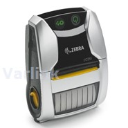 "Zebra ZQ310 2""/48mm DT 203dpi Mobile Indoor Printer / 802.11ac/Bluetooth (Incl Battery / USB Cable)"
