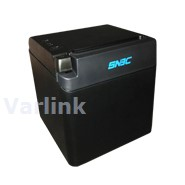 SNBC BTP-S80II Thermal Receipt Printer [UK] / Matte Black / Onboard USB/9F RS232 Serial/Ethernet Interfaces (incl PSU+P/Cord [UK] / USB+RS232 Serial Cables)