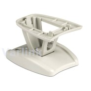 "Datalogic Riser Stand / Grey / 3"" (with Tilt Adjustment and Fixed Mounting Holes)"